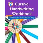 【预订】Cursive Handwriting Workbook: Workbooks for 1st Graders
