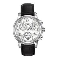 天梭 (TISSOT)手表 韵驰系列石英女表T050.217.16.112.00