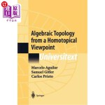 【中商海外直订】Algebraic Topology from a Homotopical Viewpoint