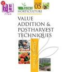 【中商海外直订】Hi-Tech Horticulture: Volume 5: Value Addition and