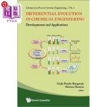 【中商海外直订】Differential Evolution in Chemical Engineering: Dev
