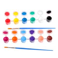 六联3ML水彩颜料 幼儿园手工 儿童diy 幼儿手工制作 EF01358A