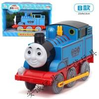 越诚托马斯小火车套装轨道汽车宝宝男生儿童玩具车男孩1--3-6周岁