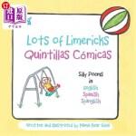 【中商海外直订】Lots of Limericks Quintillas Cómicas: Silly Poems i