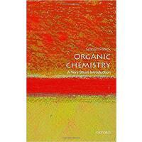 英文原版 牛津通识读本:有机化学 Organic Chemistry: A Very Shor