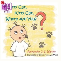 【中商海外直订】Kitty Cat, Kitty Cat, Where Are You?