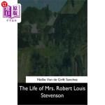【中商海外直订】The Life of Mrs. Robert Louis Stevenson