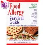 【中商海外直订】Food Allergy Survival Guide: Surviving and Thriving