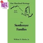 【中商海外直订】Our Maryland Heritage, Book 11: Stottlemyer Familie