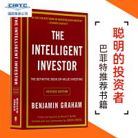 【现货】The Intelligent Investor (Revised Edition). 英文原版 本杰明・格雷