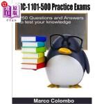 【中商海外直订】Lpic-1 101-500 Practice Exams - 250 Questions and A