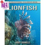 【中商海外直订】Lionfish! an Educational Children's Book about Lion