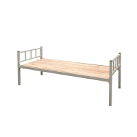 钢架高低床 上下铺铁床员工宿舍床学生双层铁架床工地单人高低床加厚经济型 其他 1.2米以下