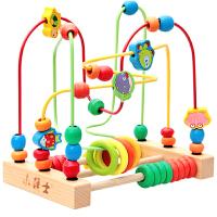 积木男女孩1-2-3周岁一岁幼儿宝宝玩具儿童绕珠串珠婴儿早教益智