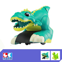 龙昌 恐龙车系列 遥控动物儿童玩具
