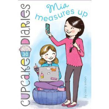 【预订】Mia Measures Up 预订商品,需要1-3个月发货,非质量问题不接受退换货。