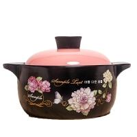 陶瓷砂锅炖锅煲汤耐热小沙锅家用炖汤锅耐高温明火汤煲煮粥
