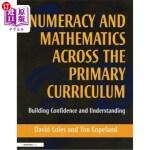 【中商海外直订】Numeracy and Mathematics Across the Primary Curricu