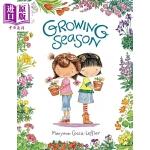 【中商原版】MaryannCocca-Leffler季节漫长GrowingSeason英文原版