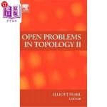 【中商海外直订】Open Problems in Topology II