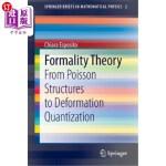 【中商海外直订】Formality Theory: From Poisson Structures to Deform