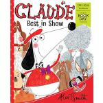 Claude Best in Show: World Book Day 2019