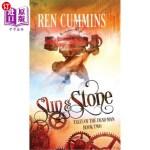 【中商海外直订】Sun & Stone: Tales of the Dead Man (book 2)