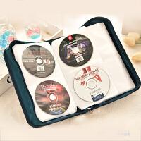 大号光碟收纳包128片装丝光布CD盒CD包家用VCD蓝光碟收纳盒