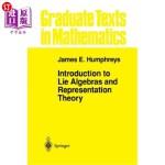 【中商海外直订】Introduction to Lie Algebras and Representation The