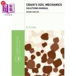 【中商海外直订】Craig's Soil Mechanics