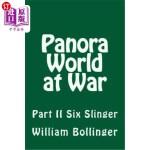 【中商海外直订】Panora World at War: Part II Six Slinger