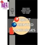 【中商海外直订】Object Oriented Languages