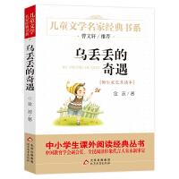 乌丢丢的奇遇 曹文轩推荐儿童文学经典书系 33万多名读者热评!