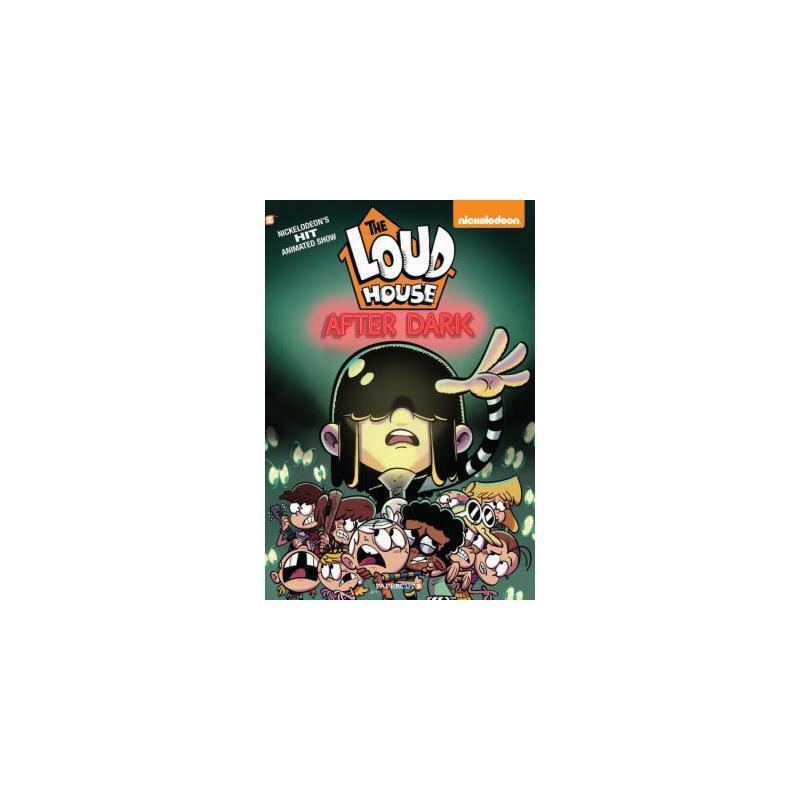 【预订】The Loud House #5: After Dark 预订商品,需要1-3个月发货,非质量问题不接受退换货。