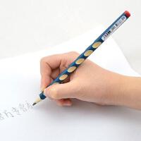 STABILO思笔乐 三角洞洞铅笔HB 单支 矫正握姿学习用品322无毒铅笔握笔乐三角铅笔 当当自营