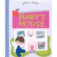 Baby's House (Golden Baby, Boardbook)宝宝屋(金色童书,卡板书)ISBN97803