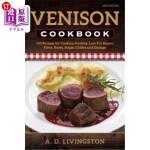 【中商海外直订】The Venison Cookbook
