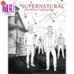 【中商海外直订】Supernatural: The Official Coloring Book