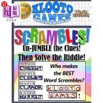 【中商海外直订】KLOOTO Games SCRAMBLES!