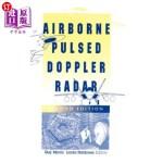 【中商海外直订】Airborne Pulsed Doppler Radar