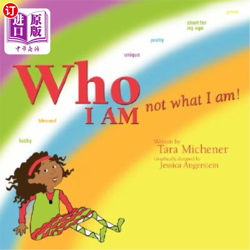 【中商海外直订】Who I Am Not What I Am!