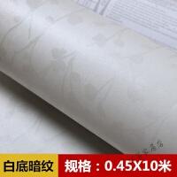 10米长防水墙纸自粘壁纸卧室温馨3d墙贴客厅背景墙宿舍贴纸 白色 树枝45cm宽x10m 加大