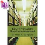 【中商海外直订】ESL: 17 Student Questions Answered