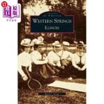 【中商海外直订】Western Springs Illinois
