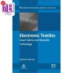 【中商海外直订】Electronic Textiles: Smart Fabrics and Wearable Tec