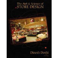【预订】The Art & Science of Store Design