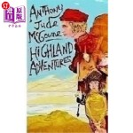 【中商海外直订】Highland Adventures