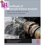 【中商海外直订】Handbook of Materials Failure Analysis with Case St