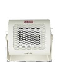 微型电暖器 取暖器迷你暖风机办公室桌面宿舍节能家用速热省电暖气暖手脚 BX 白色 RNF-500Q