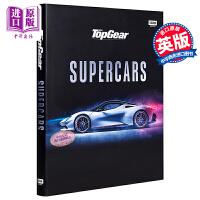 【中商原版】超跑图册 英文原版 Top Gear Ultimate Supercars Jason Barlow